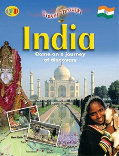 9781845380601: Travel Through: India