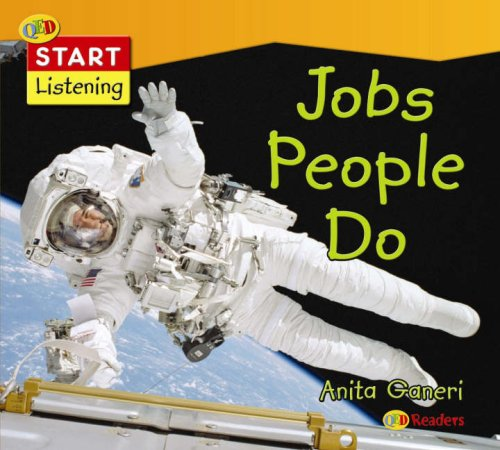Jobs People Do (9781845381486) by Ganeri, Anita