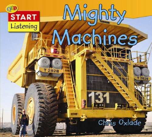 9781845381516: Mighty Machines