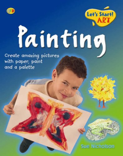 Painting (9781845381646) by Sue Nicholson