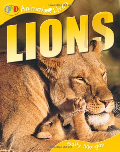 Lions (QED Animal Lives): Morgan, Sally