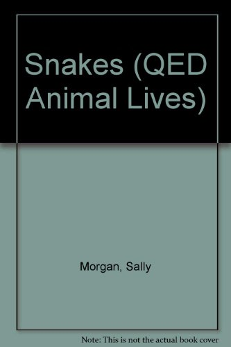 9781845382698: Snakes (QED Animal Lives)