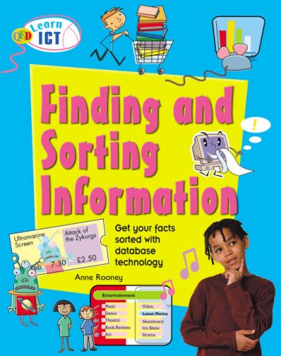 9781845382759: Finding and Sorting Information (Learn Ict)