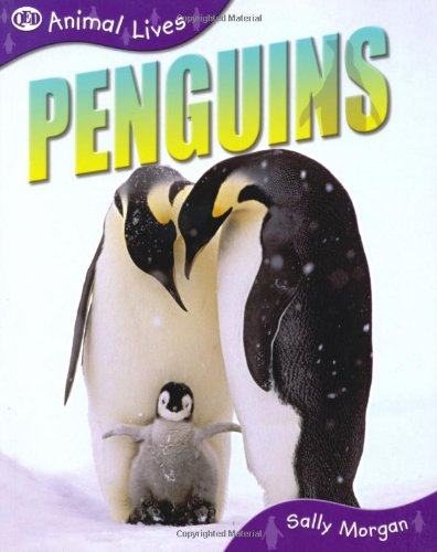 9781845383008: Penguins (QED Animal Lives S.)