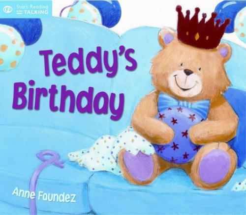 9781845383060: Teddy's Birthday (Start Talking)