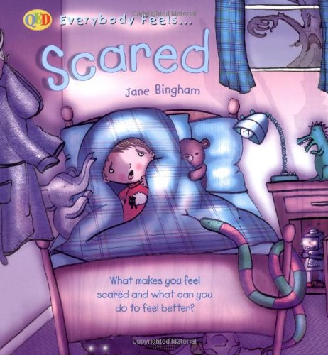 9781845383916: Scared (QED Everybody Feels)