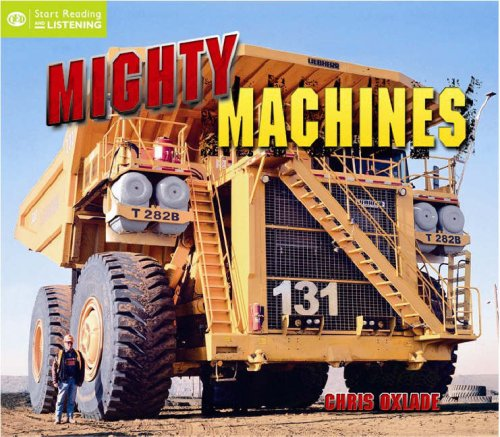 9781845384357: Mighty Machines (QED Start Reading and Listening)