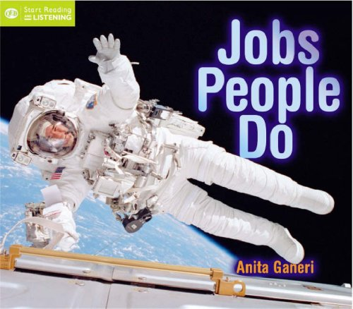 9781845384364: Jobs People Do (Qed Start Reading & Listening) [Paperback]