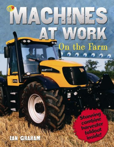 9781845384692: On the Farm (QED Machines at Work)