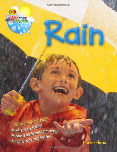 9781845386337: Rain (Weather Watch)