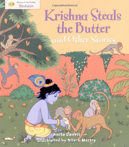 9781845386788: Krishna Steals the Butter and Other Stories: Hinduism