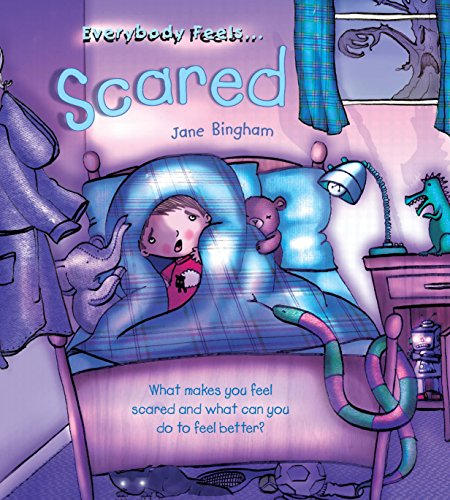 9781845387242: Scared (Qed Everybody Feels)