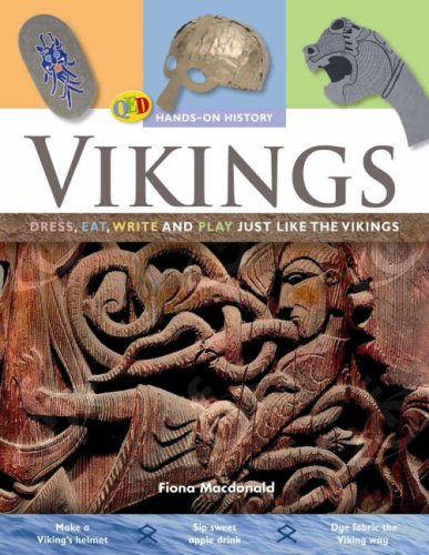 9781845387549: The Vikings (Hands-on History)