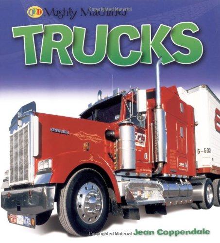 9781845388911: Trucks: 0 (Mighty Machine)