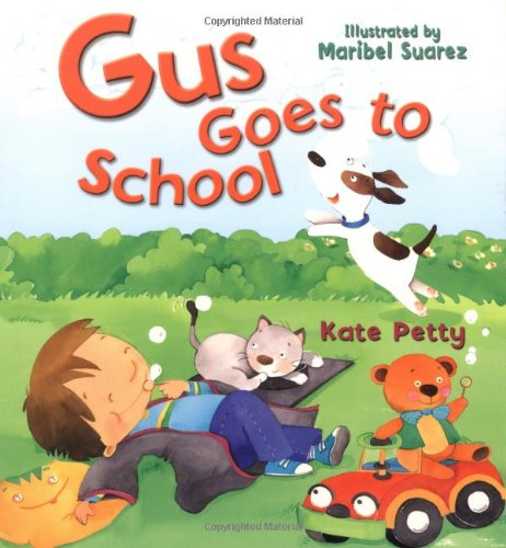 9781845388966: Gus Goes to School (Storytime)