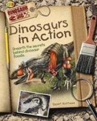 9781845389321: Dinosaurs in Action