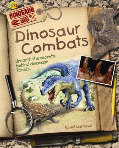 9781845389338: Dinosaur Combats