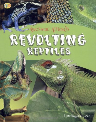 9781845389475: Revolting Reptiles and Awful Amphibians (Awesome Animals)