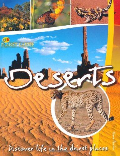 9781845389536: Deserts (Planet Earth)