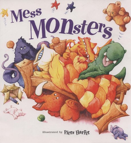 9781845392383: Little Bee - Mess Monsters