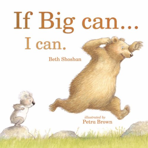 9781845392499: If Big Can... I Can (Mini Board Books)
