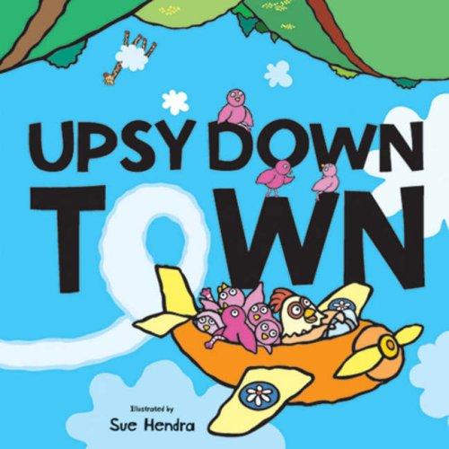 9781845392949: Upsydown Town (Mini Board Books)