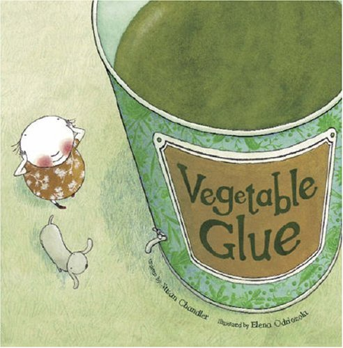 9781845392994: Vegetable Glue (Mini Board Books) (Mini Board Books)