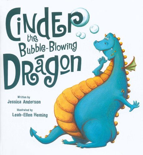 9781845393090: Cinder the Bubble Blowing Dragon