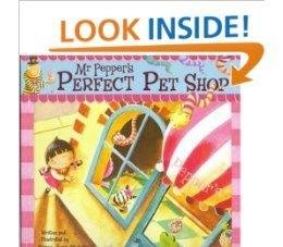 9781845393823: Mr pepper's perfect pet shop