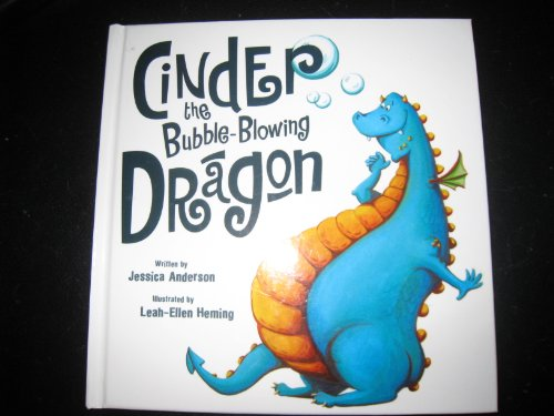 9781845393847: Cinder the bubble-blowing dragon