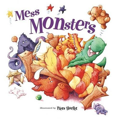 9781845393892: Mess Monsters