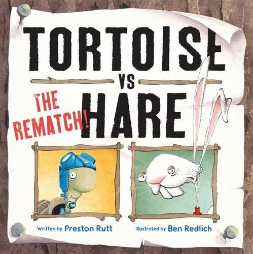 Tortoise v Hare: The Rematch: Rutt, Preston