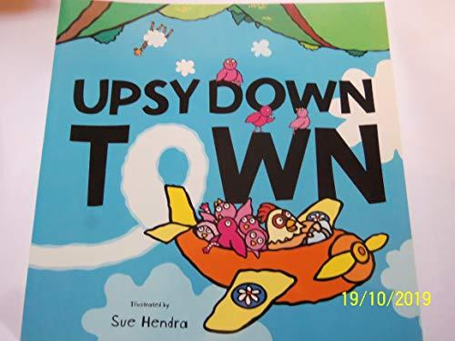 9781845395223: Upsydown Town