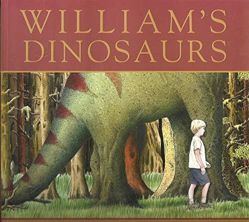 William's Dinosaurs: Alan. Baker