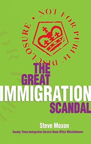 9781845400781: Great Immigration Scandal