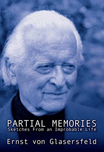 9781845401863: Partial Memories: Sketches from an Improbable Life