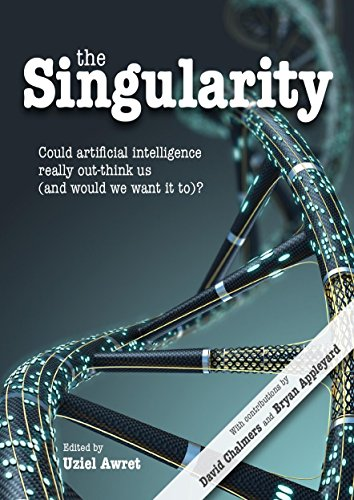 9781845409142: The Singularity: Could Artificial Intelligence Really Out-Think Us (and Would We Want It To)? (Journal of Consciousness Studies)