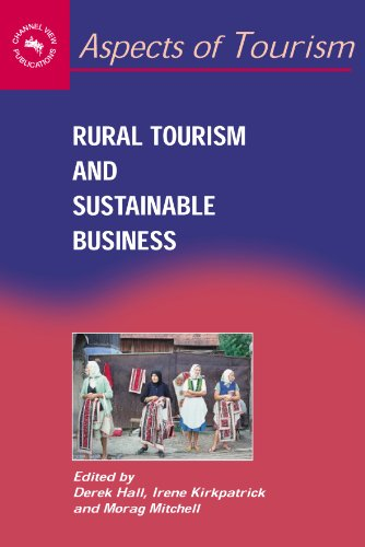 9781845410124: Rural Tourism and Sustainable Business (Aspects of Tourism)