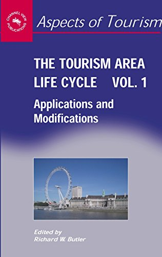 The Tourism Area Life Cycle: v. 1: Applications and Modifications (Hardback)