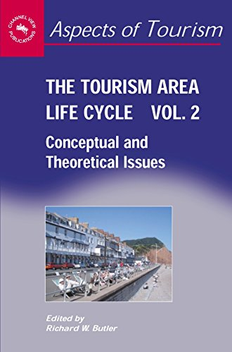 The Tourism Area Life Cycle: v. 2: Conceptual and Theoretical Issues (Hardback)