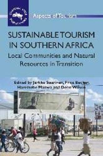 9781845411091: Sustainable Tourism in Southern Africa: Local Communities and Natural Resources in Transition (ASPECTS OF TOURISM)