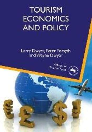 9781845411510: Tourism Economics and Policy (ASPECTS OF TOURISM)