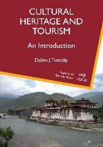 9781845411763: Cultural Heritage and Tourism: An Introduction (ASPECTS OF TOURISM)