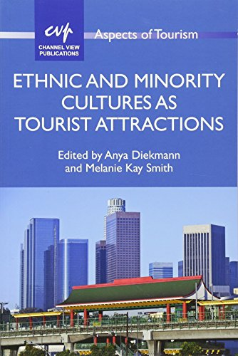 Ethnic and Minority Cultures as Tourist Attractions (Aspects of Tourism): Anya Diekmann