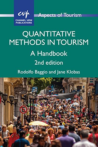 9781845416188: Quantitative Methods in Tourism: A Handbook (ASPECTS OF TOURISM)