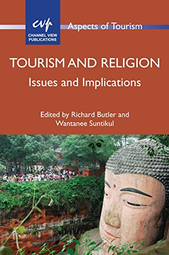 Tourism and Religion: Issues and Implications (Aspects of Tourism): Richard Butler, Wantanee ...