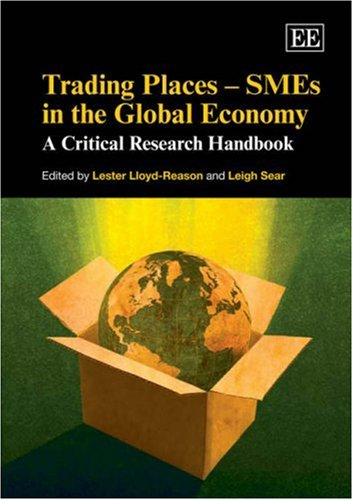 9781845420390: Trading Places: Smes in the Global Economy: A Critical Research Handbook (Elgar Original Reference)