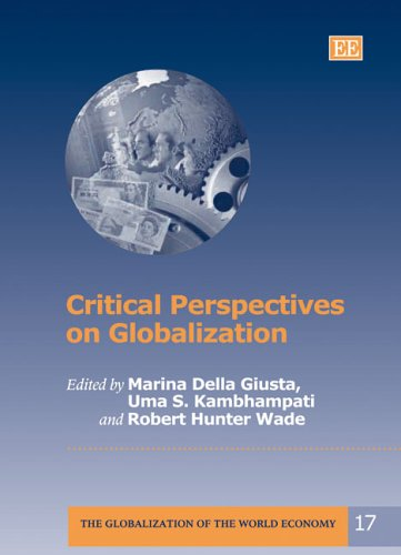 Critical Perspectives on Globalization (Hardback)
