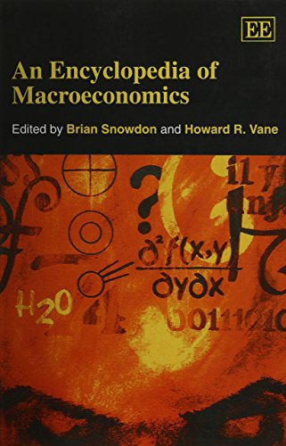 9781845421809: An Encyclopedia Of Macroeconomics (Elgar original reference)