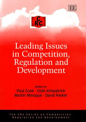 9781845422189: Leading Issues in Competition, Regulation And Development (CRC Series on Competition, Regulation and Development)